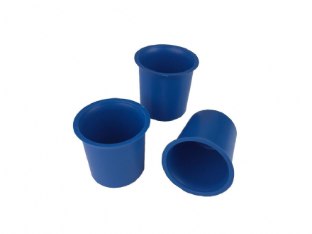 Candle Mould - Plastic Votive Set of 3